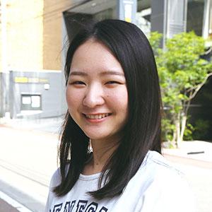 林田 桃奈さん
